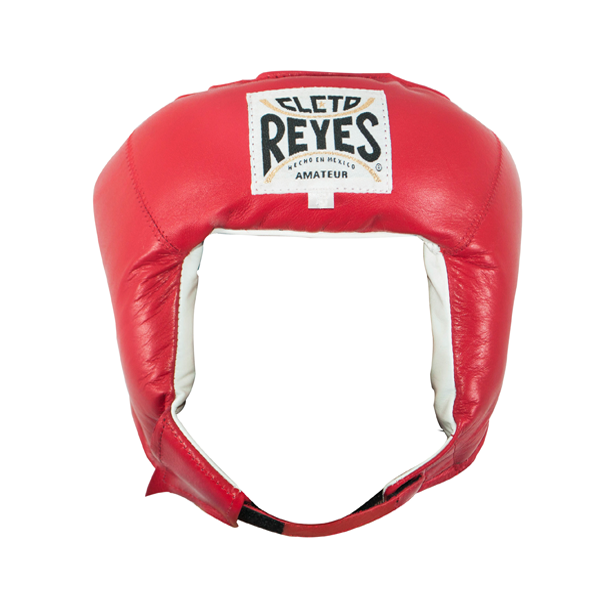 Cleto Reyes Amateur Headgear Red