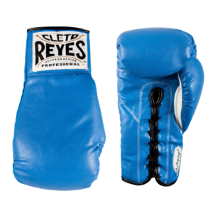Cleto Reyes Autograph Gloves Blue