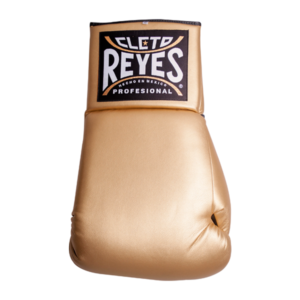 Cleto Reyes Autograph Gloves Extra-Giant Gold