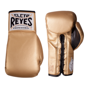 Cleto Reyes Autograph Gloves Gold
