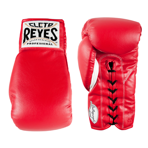 Cleto Reyes Autograph Gloves Red
