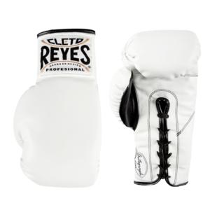 Cleto Reyes Autograph Gloves White