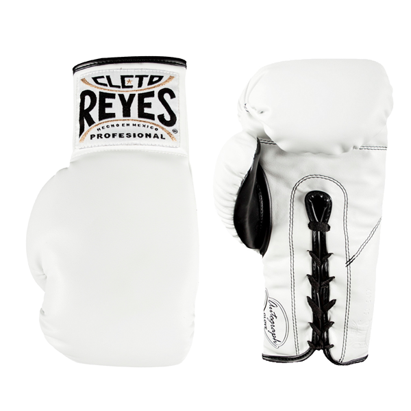 Cleto Reyes Autograph Gloves White