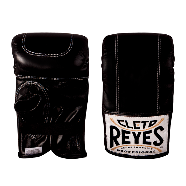 Cleto Reyes Bag Gloves with Elastic Cuff Black