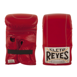 Cleto Reyes Bag Gloves with Elastic Cuff Red
