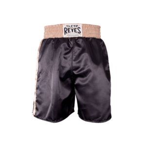 Cleto Reyes Boxing trunks Black and gold