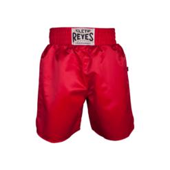 Cleto Reyes Boxing trunks Red
