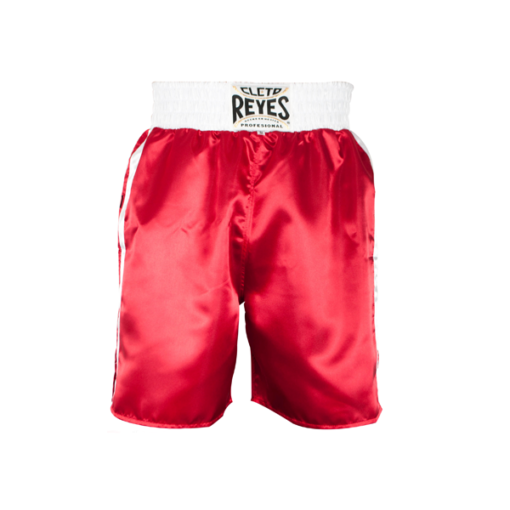 Cleto Reyes Boxing trunks Red and white