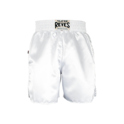 Cleto Reyes Boxing trunks White