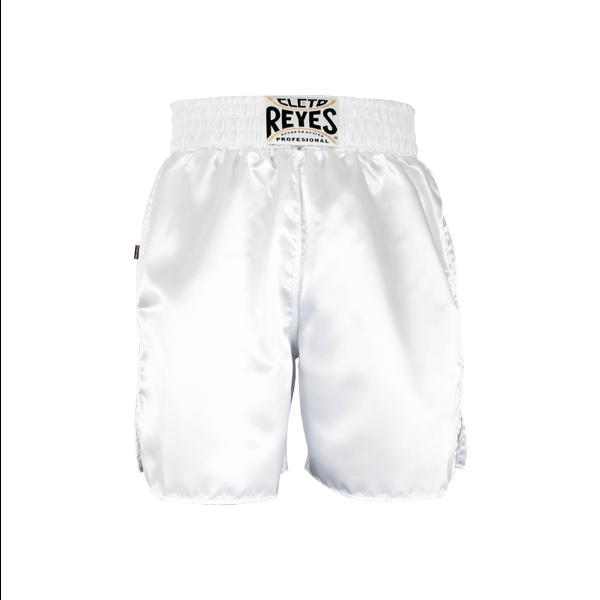 Cleto Reyes Boxing trunks White
