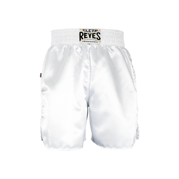 Cleto Reyes Womens Satin Boxing Skirt Trunks Red//White Medium