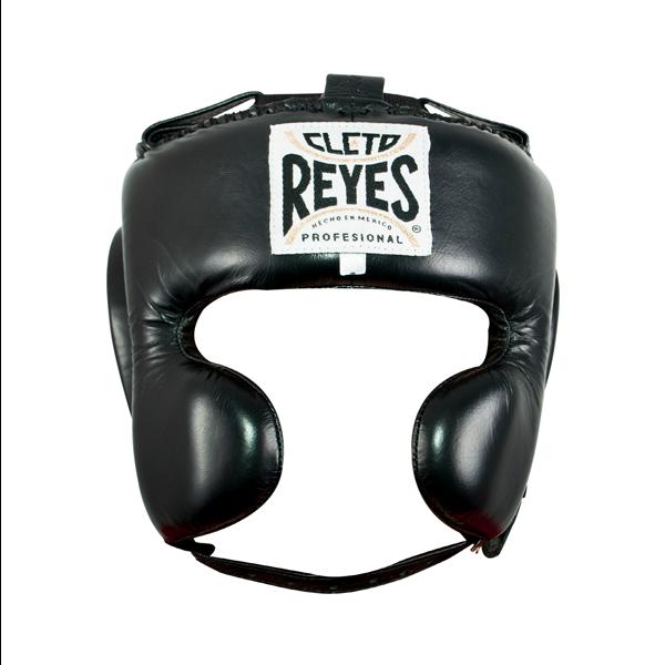 Cleto Reyes Cheek Protection Headgear Black