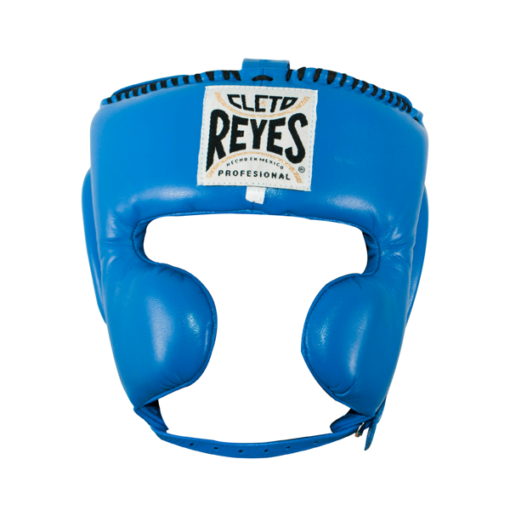 Cleto Reyes Cheek Protection Headgear Blue