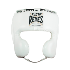 Cleto Reyes Cheek Protection Headgear White