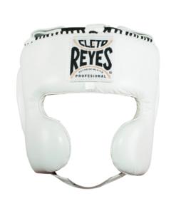 Cleto Reyes Cheek Protection Headgear White
