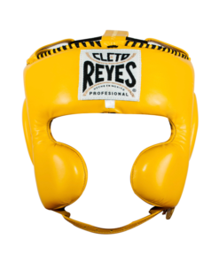 Cleto Reyes Cheek Protection Headgear Yellow