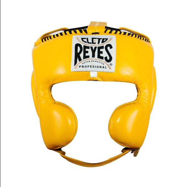 Cleto Reyes Cheek Protection Headgear Yellow