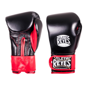Cleto Reyes Extra Padding Training Gloves Black