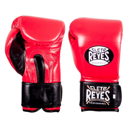 Cleto Reyes Extra Padding Training Gloves Red
