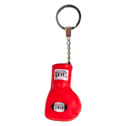 Cleto Reyes Glove Key Chain Red