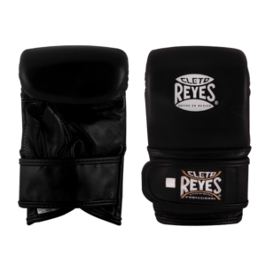 Cleto Reyes Hook and Loop Bag Gloves Black