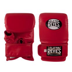 Cleto Reyes Hook and Loop Bag Gloves Red