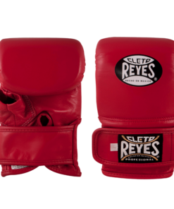 Cleto Reyes Hook and Loop Bag Gloves Red