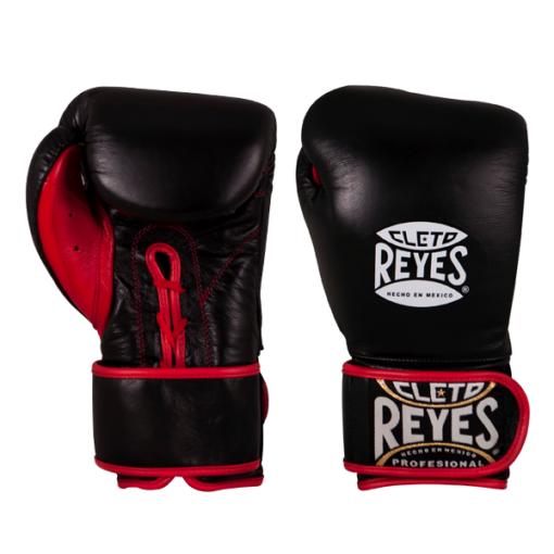 Cleto Reyes Hybrid Boxing Gloves Black