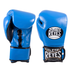Cleto Reyes Hybrid Boxing Gloves Blue