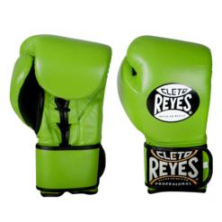 Cleto Reyes Hybrid Boxing Gloves Citrus Green