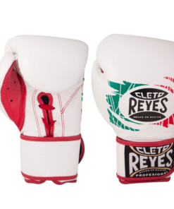 Cleto Reyes Hybrid Boxing Gloves Mexican Flag