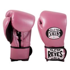 Cleto Reyes Hybrid Boxing Gloves Pink