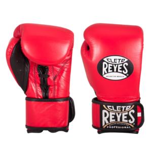 Cleto Reyes Hybrid Boxing Gloves Red