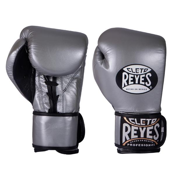 Cleto Reyes Hybrid Boxing Gloves Titanium