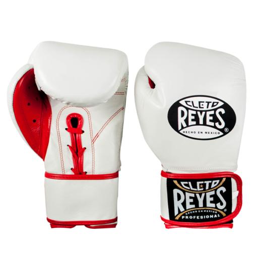 Cleto Reyes Hybrid Boxing Gloves White