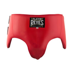 Cleto Reyes Kidney and Foul Protection Cup - Classic Red