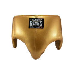 Cleto Reyes Kidney and Foul Protection Cup - Solid Gold