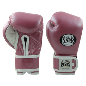 Cleto Reyes Kids Boxing Gloves Pink
