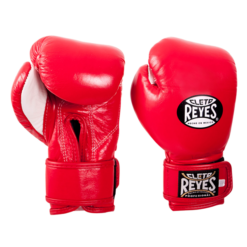 Cleto Reyes Kids Boxing Gloves Red