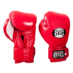 Cleto Reyes Kids Boxing Gloves Red