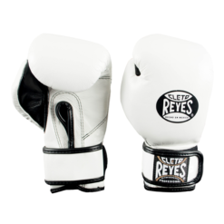 Cleto Reyes Kids Boxing Gloves White