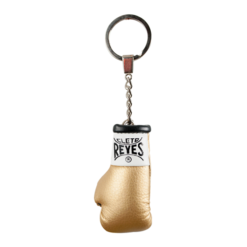 Cleto Reyes Mini Glove Key Holder Gold