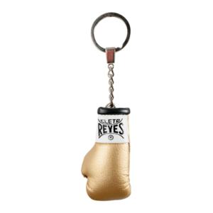 Cleto Reyes Mini Glove Key Holder Gold