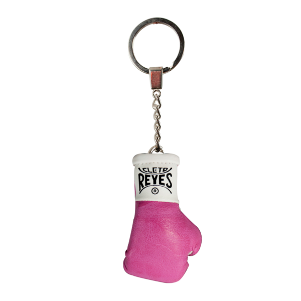 Cleto Reyes Mini Glove Key Holder Pink