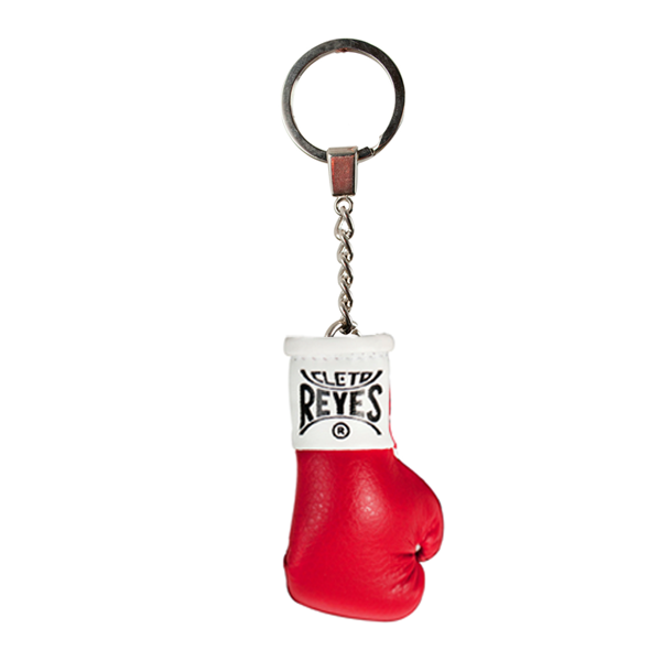 Cleto Reyes Mini Glove Key Holder Red