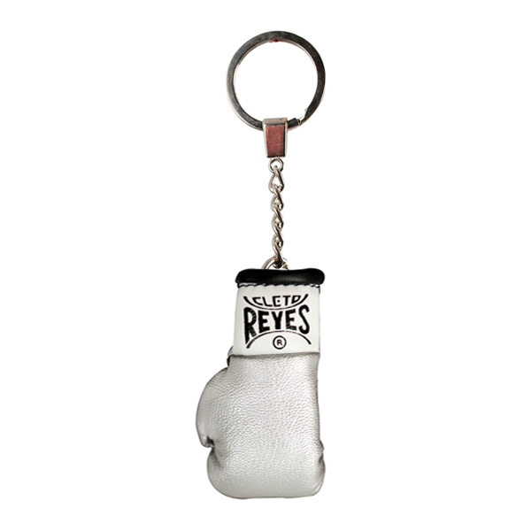 Cleto Reyes Mini Glove Key Holder Silver
