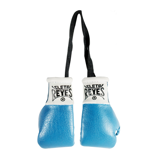 Cleto Reyes Miniature Glove Pair Blue