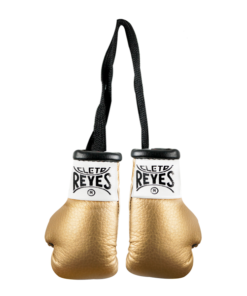 Cleto Reyes Miniature Glove Pair Gold
