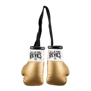 Cleto Reyes Miniature Glove Pair Gold