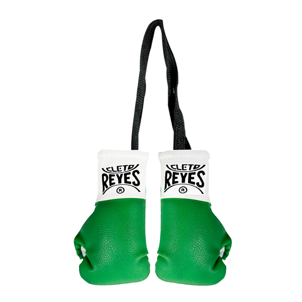 Cleto Reyes Miniature Glove Pair Green